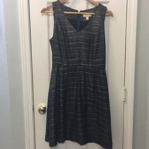 Anthro Moulinette Souers 6 glissade dress nwt